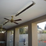 Outdoor heaters and fans