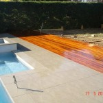 pool paving and decking